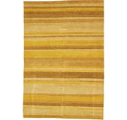 Link to 6' 7 x 9' 8 Indo Gabbeh Rug