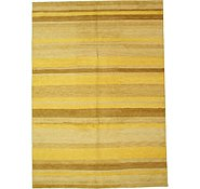 Link to 8' 1 x 11' 3 Indo Gabbeh Rug