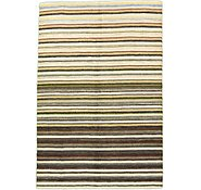 Link to 6' 5 x 9' 7 Reproduction Gabbeh Rug