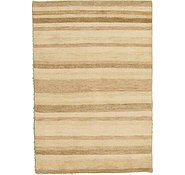 Link to 4' 2 x 5' 11 Indo Gabbeh Rug