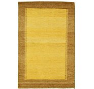Link to 3' 11 x 5' 11 Indo Gabbeh Rug