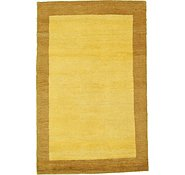 Link to 3' 11 x 6' Indo Gabbeh Rug