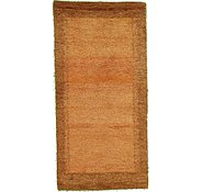 Link to 2' 3 x 4' 6 Indo Gabbeh Rug