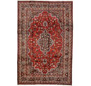 Link to 6' 6 x 9' 9 Mashad Persian Rug
