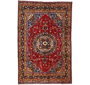 Link to 6' 7 x 9' 11 Mashad Persian Rug