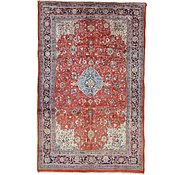 Link to 6' 11 x 11' 1 Sarough Persian Rug
