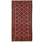 Link to 4' 11 x 9' 7 Shiraz Persian Rug
