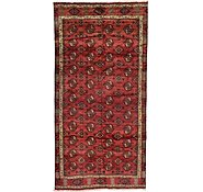 Link to 4' 10 x 9' 9 Shiraz Persian Runner Rug