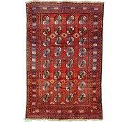 Link to 5' 10 x 9' Shiraz Persian Rug