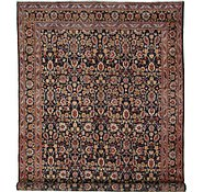 Link to 9' 6 x 13' 3 Mood Persian Rug
