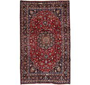 Link to 6' x 9' 11 Mashad Persian Rug