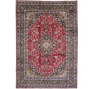 Link to 8' 1 x 11' 5 Mashad Persian Rug