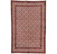 Link to 7' 7 x 11' 3 Mood Persian Rug
