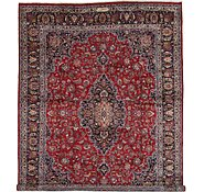 Link to 9' 10 x 12' 11 Mashad Persian Rug