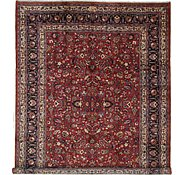 Link to 9' 11 x 12' 11 Mashad Persian Rug
