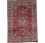 Link to 7' 11 x 11' 3 Mashad Persian Rug