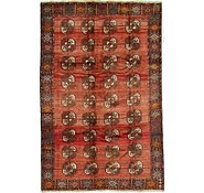 Link to 5' 10 x 8' 11 Shiraz Persian Rug