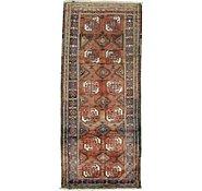 Link to 4' 1 x 9' 5 Shiraz Persian Runner Rug