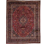 Link to 9' 11 x 12' 7 Mashad Persian Rug