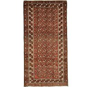 Link to 5' 4 x 10' 5 Shiraz Persian Runner Rug
