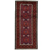 Link to 4' 5 x 9' 6 Shiraz Persian Rug