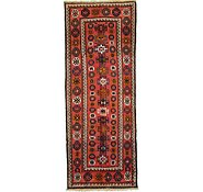 Link to 3' 9 x 9' 10 Shiraz Persian Runner Rug