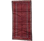 Link to 4' 9 x 9' 9 Shiraz Persian Runner Rug