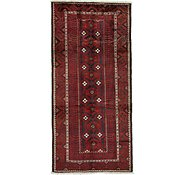 Link to 4' 6 x 9' 6 Shiraz Persian Rug