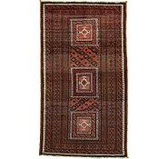 Link to 4' 9 x 8' 4 Shiraz Persian Rug