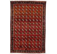 Link to 6' 4 x 9' 5 Shiraz Persian Rug