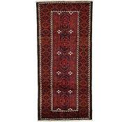 Link to 4' 3 x 9' 2 Shiraz Persian Rug