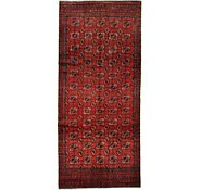 Link to 4' 9 x 10' 7 Shiraz Persian Runner Rug