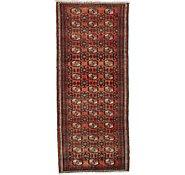 Link to 3' 9 x 8' 10 Shiraz Persian Runner Rug