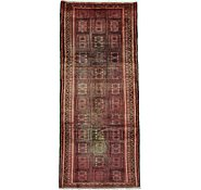 Link to 4' 1 x 9' 6 Shiraz Persian Runner Rug