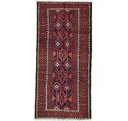 Link to 4' 3 x 8' 11 Shiraz Persian Runner Rug