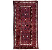 Link to 4' 9 x 9' 1 Shiraz Persian Rug