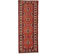 Link to 3' 8 x 9' 8 Shiraz Persian Runner Rug
