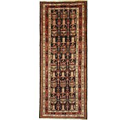 Link to 3' 11 x 9' 6 Shiraz Persian Runner Rug