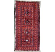 Link to 4' 9 x 9' 4 Shiraz Persian Rug