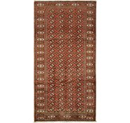 Link to 4' 11 x 9' 6 Shiraz Persian Rug