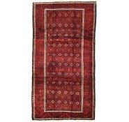 Link to 5' 4 x 10' 1 Balouch Persian Runner Rug