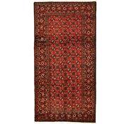 Link to 5' 3 x 9' 11 Shiraz Persian Rug