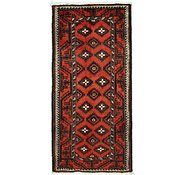 Link to 4' 1 x 8' 6 Shiraz Persian Rug