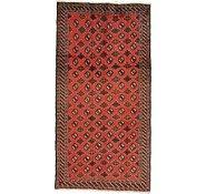 Link to 5' 1 x 9' 11 Shiraz Persian Rug