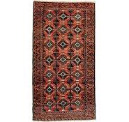 Link to 4' 2 x 7' 10 Shiraz Persian Rug
