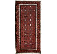 Link to 5' 3 x 10' 6 Balouch Persian Runner Rug