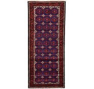 Link to 4' 3 x 9' 10 Balouch Persian Runner Rug