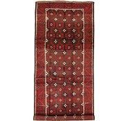 Link to 5' 2 x 13' 4 Shiraz Persian Runner Rug
