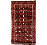 Link to 5' 4 x 12' 2 Shiraz Persian Runner Rug