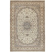Link to 13' 1 x 19' 6 Nain Persian Rug